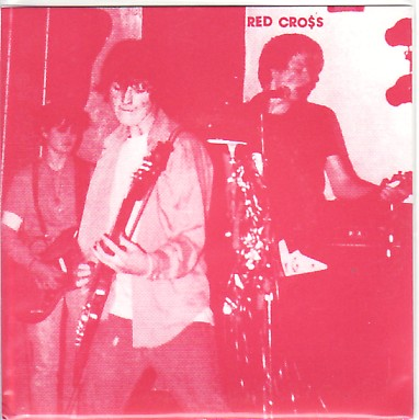 Red Cross - Demos 7""