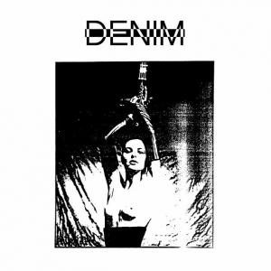 "Denim - s/t 7"" (independent fries)"
