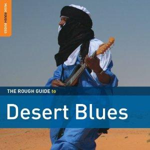 Rough Guide To Desert Blues lp (World Music Network)