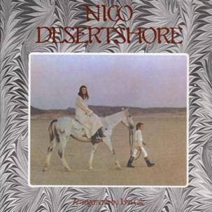 Nico - Desertshore lp (4 Men With Beards)