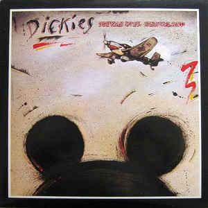Dickies - Stukas Over Disneyland lp (Drastic Plastic)