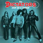 Dictators - Every Day Is Saturday lp (Norton)