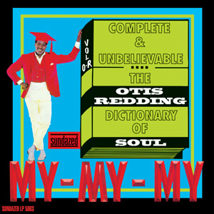 Otis Redding - Dictionary of Soul lp (Sundazed)