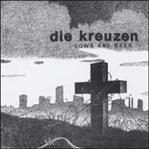 "Die Kreuzen - Cows & Beer 7"" (Beer City Records)"