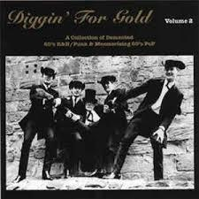 Diggin For Gold vol 2 RSD lp - Diggin For Gold