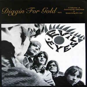 Diggin For Gold vol 6 RSD lp - Volume 6