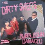 Dirty Sweets - Bubblegum Damaged lp (Rip Off Records)