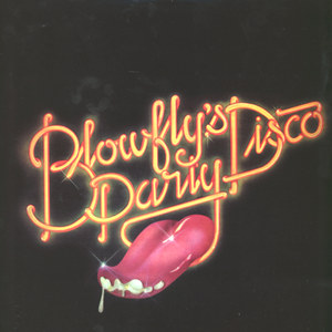 Blowfly - Blowfly's Disco Party lp (Weird World Records)