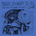 "Black Sunday - Can't Keep My Hands Off 7"" (Disordered)"
