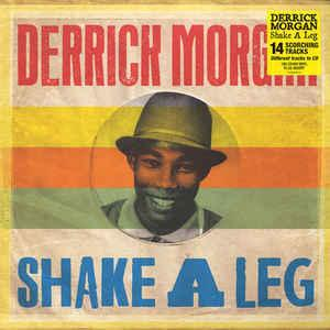 Derrick Morgan - Shake A Leg lp (Sunrise)