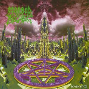 Morbid Angel - Domination lp (Rhino)