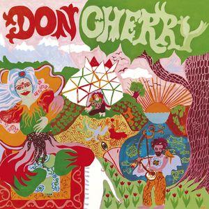 Don Cherry - Organic Music Society dbl LP (Caprice)
