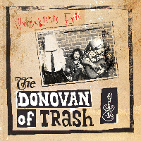 Wreckless Eric - The Donovan of Trash lp (Fire UK)