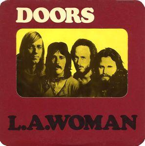The Doors - L.A. Woman lp (Rhino)