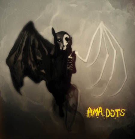 Ama-Dots - s/t lp (Rerun Records)