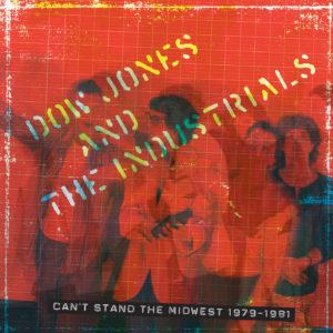 Dow Jones And The Industrials - Can't Stand... dbl lp + dvd