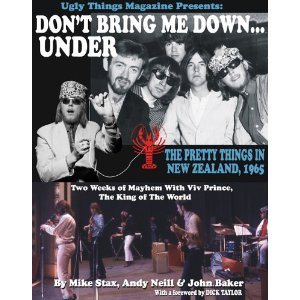 Don't Bring Me Down...Under book (Ugly Things)