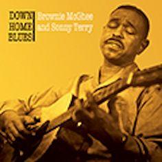 Brownie McGhee & Sonny Terry - Down Home Blues lp (DOL)