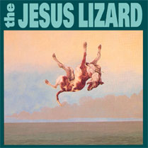Jesus Lizard - Down lp (Touch and Go Records)