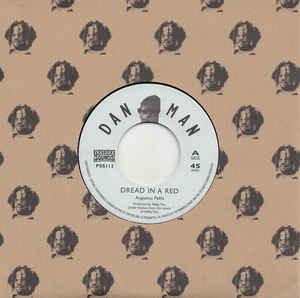 "Augustus Pablo - Dread In A Red 7"" (Pressure Sounds)"