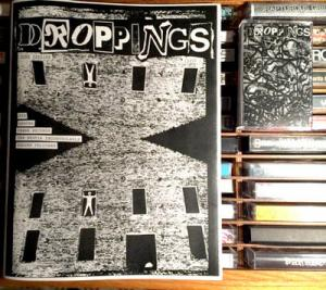 Droppings Issue 2 + cassette