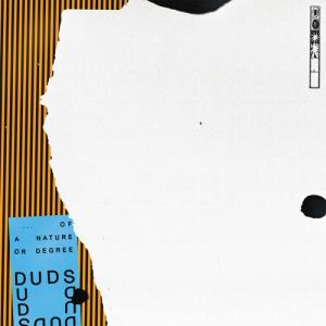 Duds - Of A Nature Or Degree lp (Castle Face)