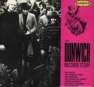 Dunwich Records Story lp (Voxx Records)