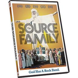 The Source Family dvd (Drag City)