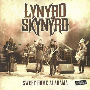 Lynyrd Skynyrd - Sweet Home Alabama dbl lp (Eagle Records)