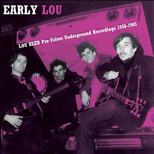Reed, Lou - Early Lou lp (Andy FRANCE)