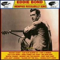 Eddie Bond - Memphis Rockabilly King cd (Stompertime)
