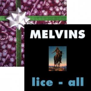 Melvins - Eggnog + Lice All dbl lp (Boner Records)