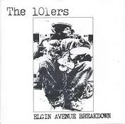 "101ers - Elgin Avenue Breakdown lp (""Andalucia Records"")"
