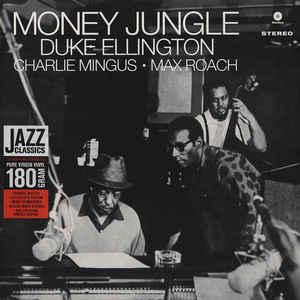 Duke Ellington - Money Jungle lp (Waxtime)