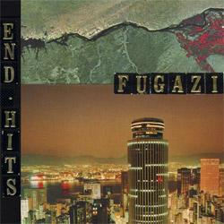 Fugazi - End Hits lp (Dischord)