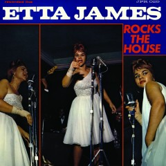 James, Etta - Rocks The House lp (Jackpot/Universal)