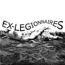 "Ex-Legionnaires - Don't Care + 3 7"" (Secret Identity, Germany)"