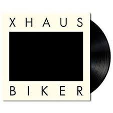 Exhaustion - Biker lp (Aarght Records AUSTRALIA)