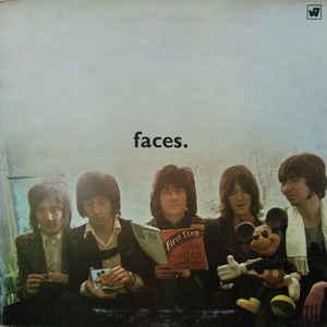 Small Faces - First Step lp (Rhino)