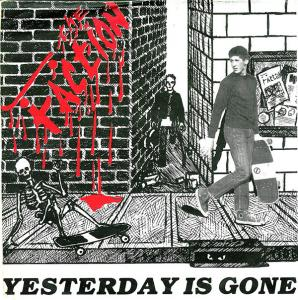 Faction - Yesterday Is Gone lp (Beer City)