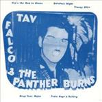 "Tav Falco's Panther Burns - She's The One To Blame 7"" (Sympathy)"