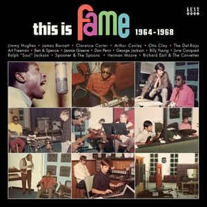 This Is Fame: 1964-1968 dbl lp (Kent Soul)