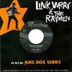 "Link Wray - Ace of Spades/Fat Back 7"" (Norton)"