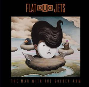 Flat Duo Jets - The Man With The Golden Arm dbl 7""