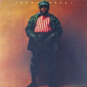 Swamp Dogg- Cuffed Collared & Tagged lp (Fat Possum)