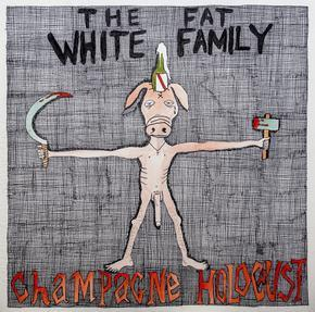 Fat White Family - Champagne Holocaust lp (Trackmouth/Fat Possum