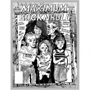 Maximum Rock N Roll Feb 2014