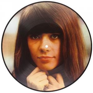 Francoise Hardy - Hardy in Italian lp (picture disc) (DOXY)