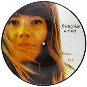 Francoise Hardy - Hardy in Vogue lp (picture disc) (DOXY)