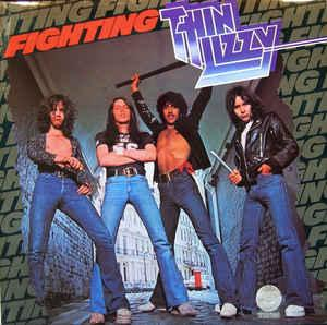 Thin Lizzy - Fighting lp (Mercury/Vertigo)